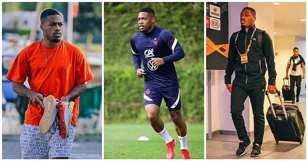 10. Arnaud Nordin / Futbol / Fransa: