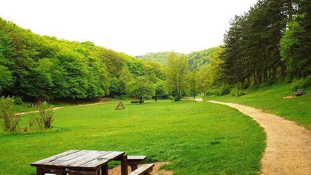 8. Germia Parkı