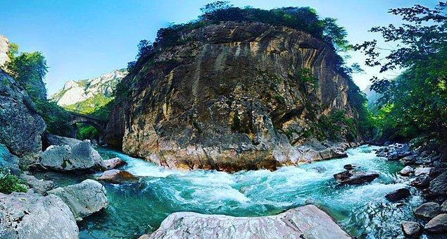 5. Rugova Kanyonu