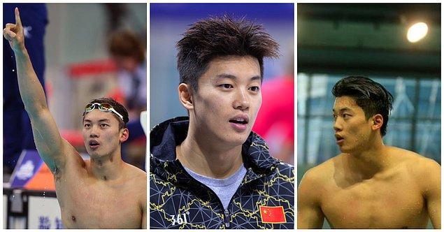 11. Wang Shun / Yüzme / Çin: