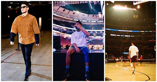 12. Devin Booker / Basketbol / Amerika Birleşik Devletleri:
