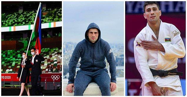14. Rustam Orujov / Judo / Azerbaycan: