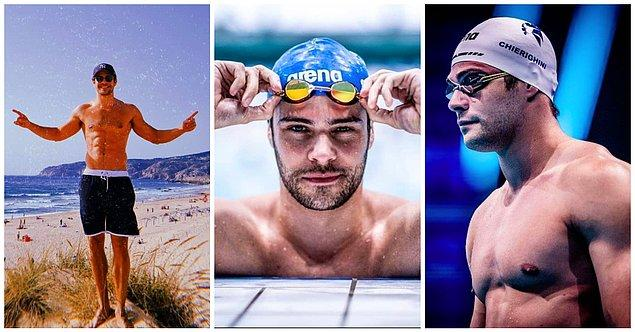16. Marcelo Chierighini / Yüzme / Brezilya: