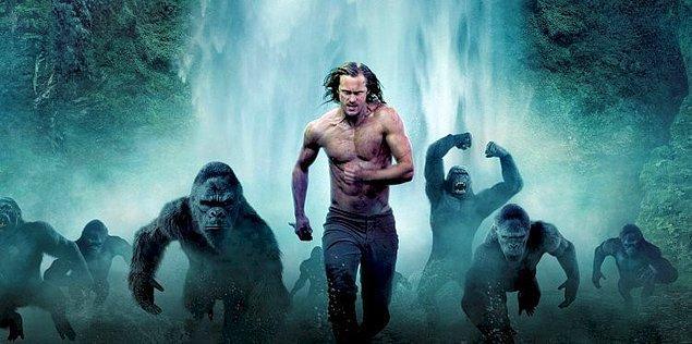 Tarzan Efsanesi Konusu Nedir?