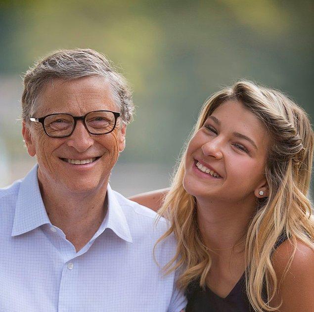 7. Tatil için Bodrum'a gelen Bill Gates'in akşam yemeği için 80bin lira ödediği iddia edildi!