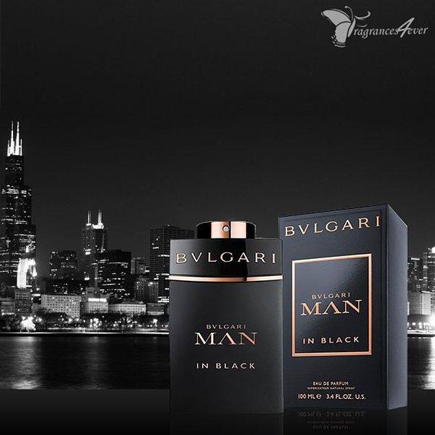10. Bvlgari Man In Black