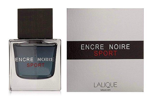 19. Lalique Encre Noire Sport