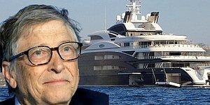 Bodruma Gelen Bill Gates'in Ödediği Hesap Dudak Uçuklattı! İşte Bill Gates'in Ödediği Olay Hesap...