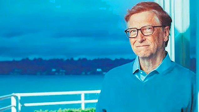 İş Adamı Bill Gates Bodrum'a Geldi