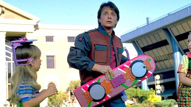 3. Hoverboard