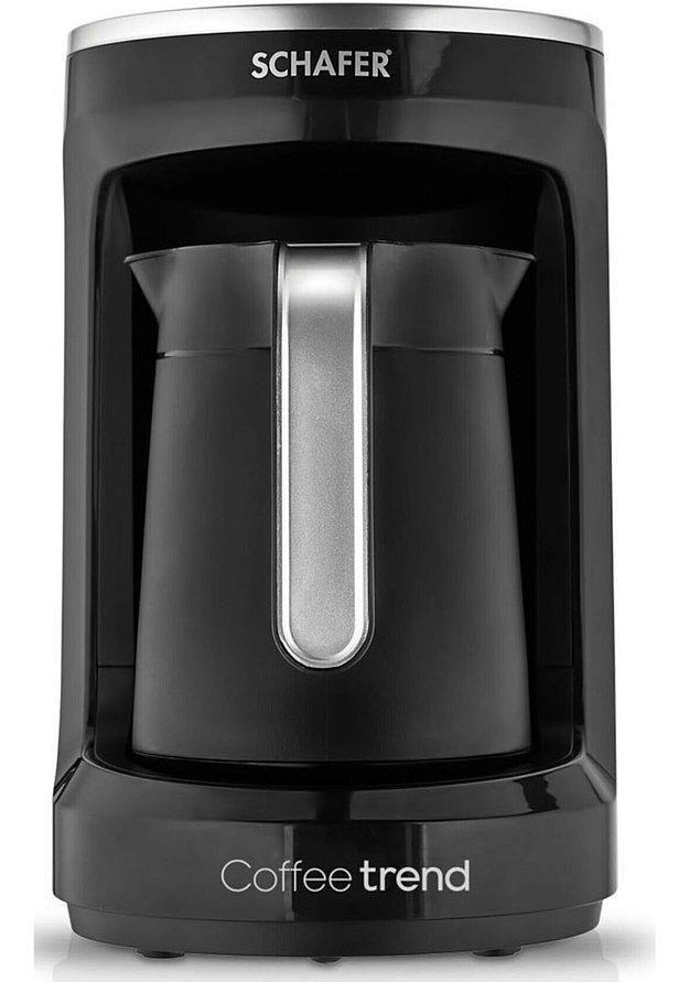 8. Sabah kahvesi içmek sizin için önemli bir alışkanlıksa iyi bir kahve makinesi şart.