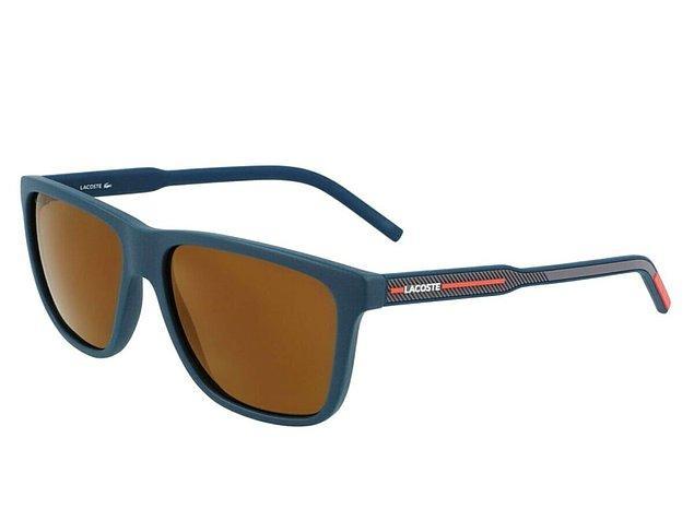 5. Lacoste gözlük, önceki iki gözlüğe göre daha alınabilir fiyatta.