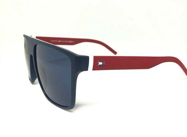12. Tommy Hilfiger güneş gözlüğü indirimde!