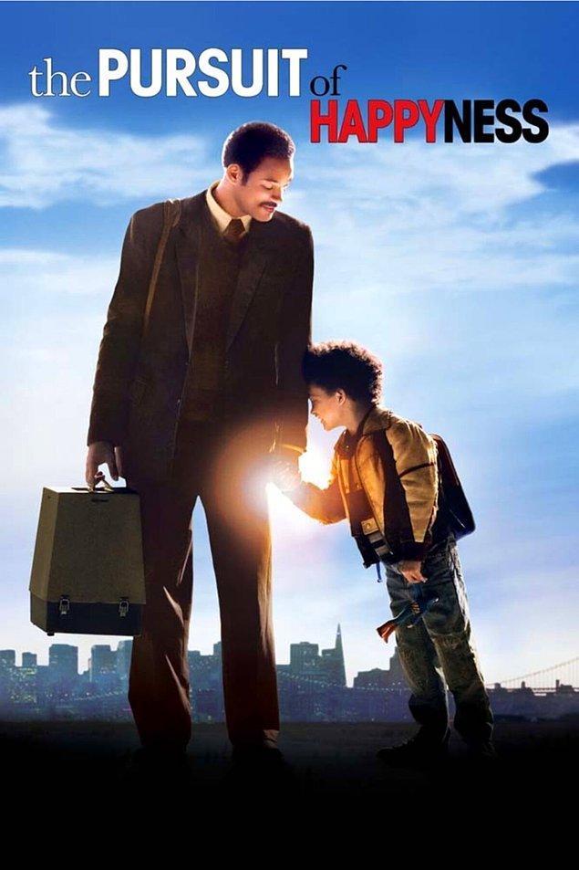 6. The Pursuit of Happyness / Umudunu Kaybetme (2006) IMDb: 8.0