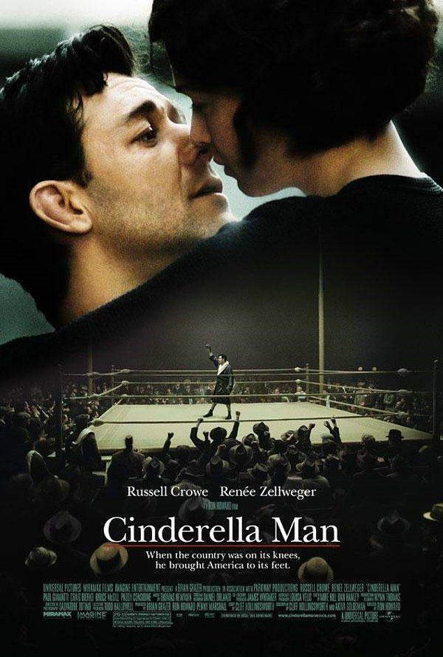 5. Cinderella Man (2005) IMDb: 8.0