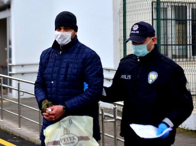 'Yağma' suçundan tutuklandı