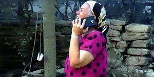 Manavgat'taki Yangında Evini O Halde Gören Kadın: Yavrumun Çeyizleri Yandı