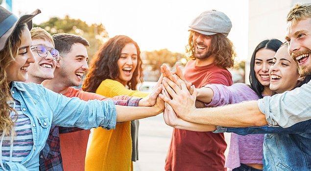 3. Canlı ve kazanımlarla dolu bir sosyal yaşam