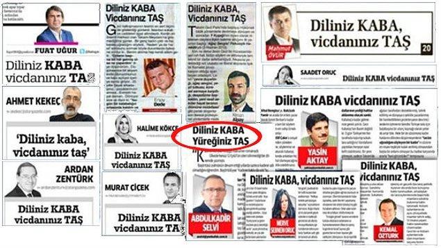 Gezi Protestoları sürecinde Zehra Develioğlu isimli bir kadın Kabataş'ta bebeğiyle saldırıya uğradığını iddia etmişti.