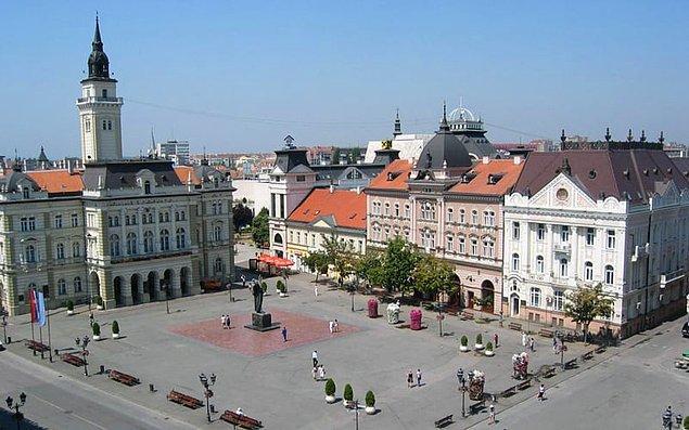 11. Novi Sad