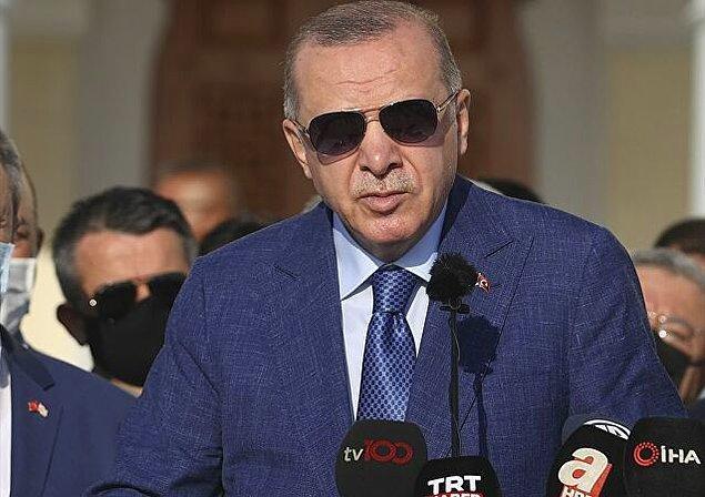 """""""Bu politikayı uygulayan tek lider Erdoğan"""""""