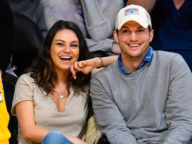 Yaşadıkları dolu dizgin aşk ile görenleri büyüleyen Mila Kunis ve Ashton Kutcher'ı hepiniz tanıyorsunuzdur.