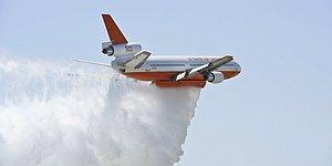 Marmaris'teki Orman Yangınına Tek Bir Uçakla Müdahale Edilmesine Tepkiler Var