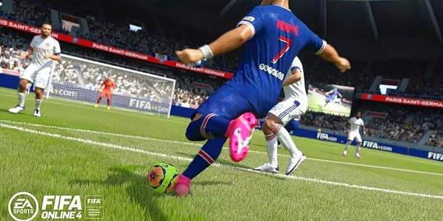 Ücretsiz bir FIFA deneyimi.
