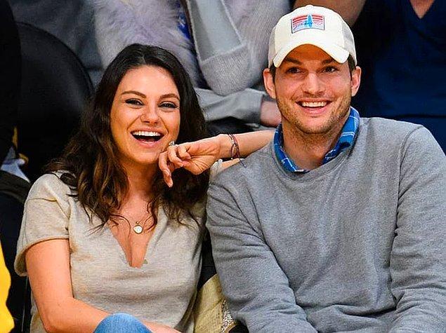 2. Mila Kunis ve Ashton Kutcher'ın çocuklarını yıkama konusunda yaptıkları itiraf herkesi şaşırttı!