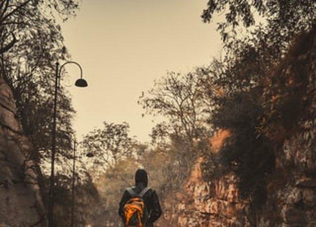 Doğa yürüyüşü yapmak
