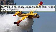 Türkiye'nin Yangın Uçağı Sayısı Tartışılıyor: Peki Akdeniz Ülkelerinde Durum Ne?