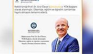 Resmi Gazete'yi Beklemeden Yeni YÖK Başkanını Açıklayan Marmara Üniversitesi, Paylaşımı Sildi