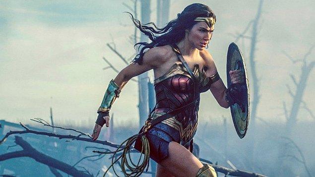 6. Wonder Woman (2017)