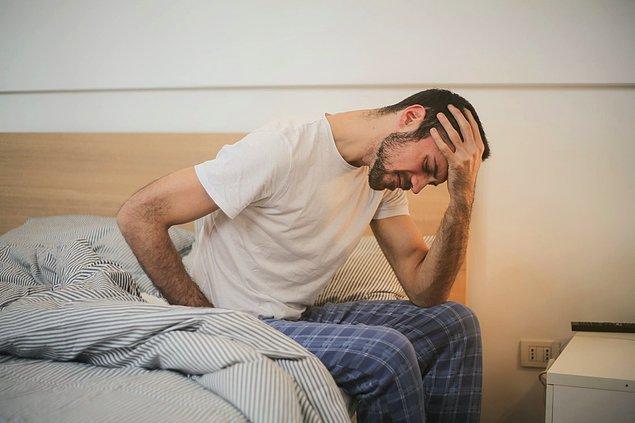 1. Migren kaynaklı baş ağrıları