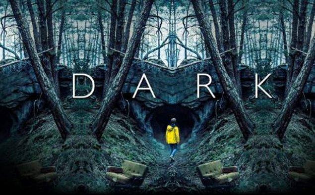 1. Dark - IMDb 8,8
