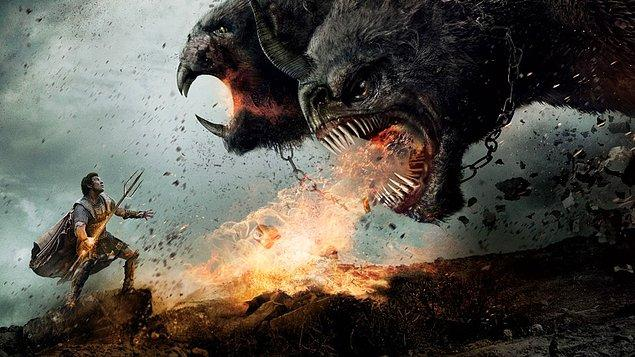 2. Wrath of the Titans  (2012)