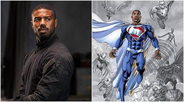 4. Michael B. Jordan, HBO Max için Black Superman dizisi hazırlığında.
