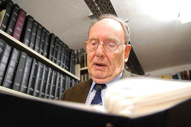8. Gerd Heidemann