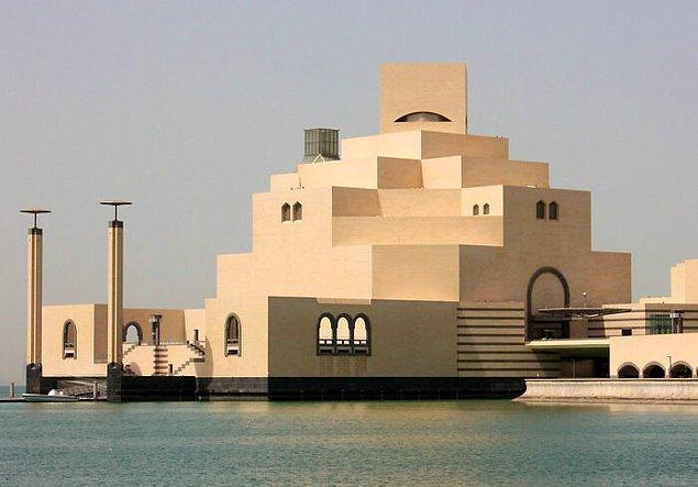 4. İslam Eserleri Müzesi, Katar