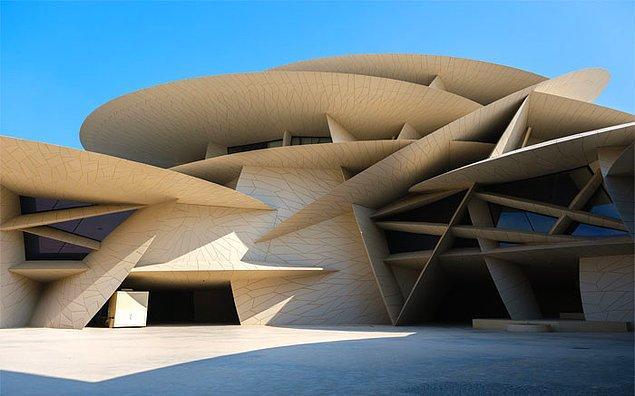 9. Katar Ulusal Müzesi