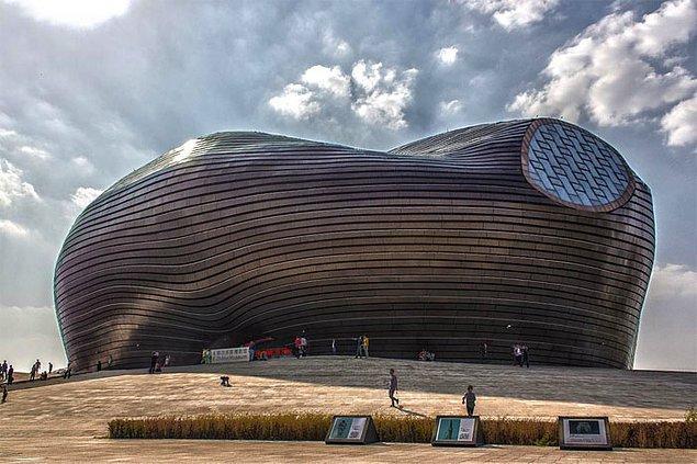 16. Ordos Müzesi, Çin