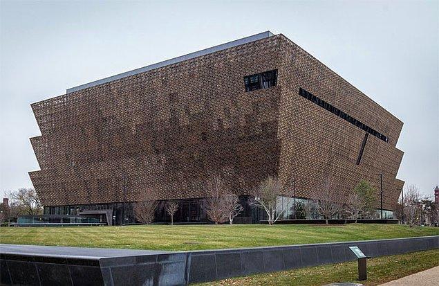 18. Ulusal Afrika Amerikan Tarihi ve Kültürü Müzesi, ABD
