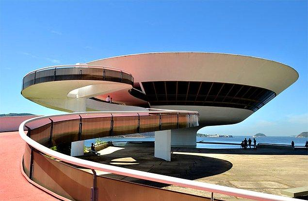 20. Niterói Güncel Sanat Müzesi, Brezilya