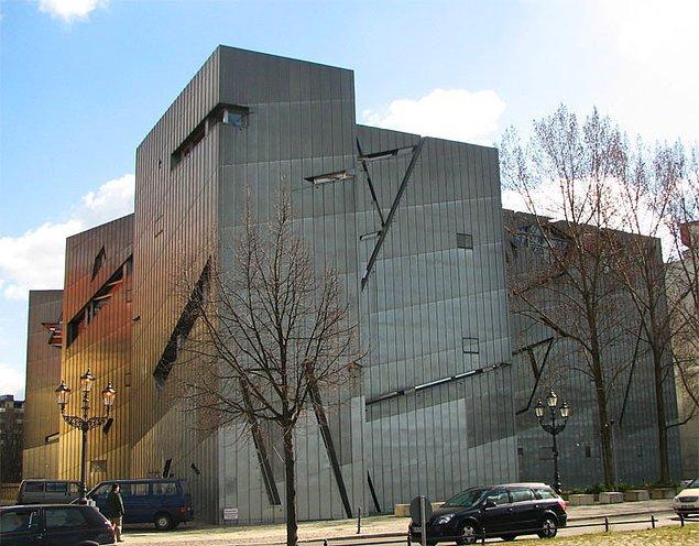 21. Berlin Yahudi Müzesi