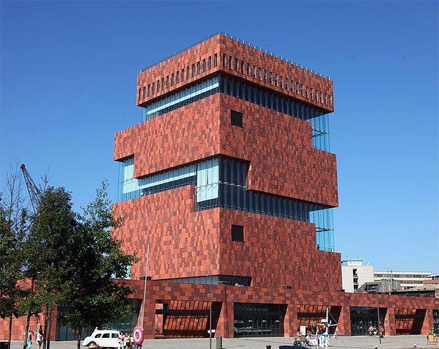 25. Müze aan de Stroom, Belçika