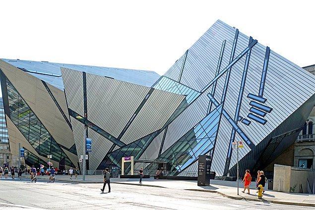 28. Royal Ontario Müzesi, Kanada