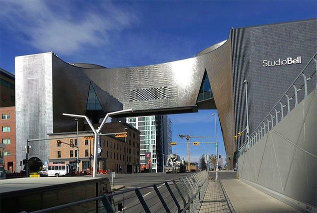 29. Studio Bell, Kanada