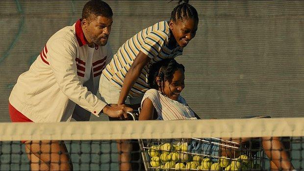 Serena ve Venus Williams'ın Hayatını Anlatan Will Smith'li King Richard'tan Yeni Fragman Geldi