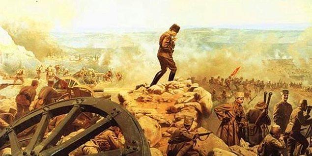 1. Başlayalım bakalım! Çanakkale Zaferi'nin dahil olduğu savaş hangisidir?