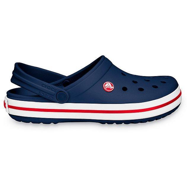 3. Crocs Crocband 11016-410 Kadın Terlik